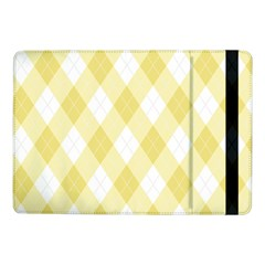 Plaid Pattern Samsung Galaxy Tab Pro 10 1  Flip Case by Valentinaart