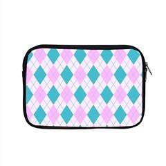 Plaid Pattern Apple Macbook Pro 15  Zipper Case by Valentinaart