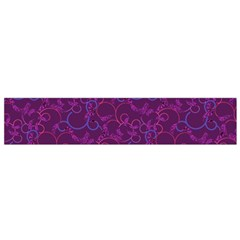 Plaid Pattern Flano Scarf (small) by Valentinaart