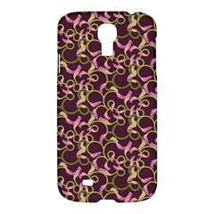 Plaid Pattern Samsung Galaxy S4 I9500/i9505 Hardshell Case by Valentinaart