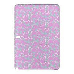 Plaid Pattern Samsung Galaxy Tab Pro 12 2 Hardshell Case by Valentinaart
