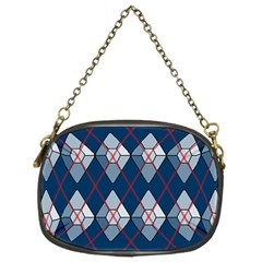 Diamonds And Lasers Argyle  Chain Purses (two Sides)  by emilyzragz