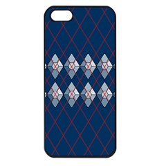 Diamonds And Lasers Argyle  Apple Iphone 5 Seamless Case (black) by emilyzragz