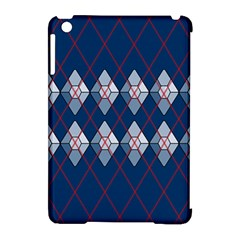 Diamonds And Lasers Argyle  Apple Ipad Mini Hardshell Case (compatible With Smart Cover) by emilyzragz