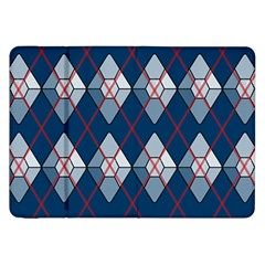 Diamonds And Lasers Argyle  Samsung Galaxy Tab 8 9  P7300 Flip Case by emilyzragz