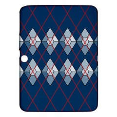 Diamonds And Lasers Argyle  Samsung Galaxy Tab 3 (10 1 ) P5200 Hardshell Case  by emilyzragz