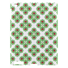 Floral Collage Pattern Apple Ipad 3/4 Hardshell Case by dflcprints