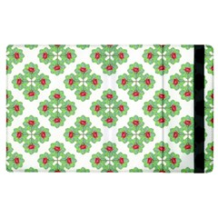 Floral Collage Pattern Apple Ipad 3/4 Flip Case by dflcprints