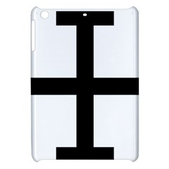 Cross Potent  Apple Ipad Mini Hardshell Case by abbeyz71