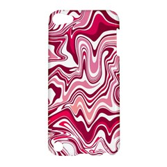 Pink Marble Pattern Apple Ipod Touch 5 Hardshell Case by tarastyle