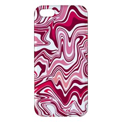 Pink Marble Pattern Apple Iphone 5 Premium Hardshell Case by tarastyle
