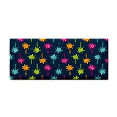Funny Palm Tree Pattern Cosmetic Storage Cases by tarastyle
