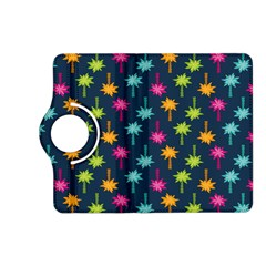 Funny Palm Tree Pattern Kindle Fire Hd (2013) Flip 360 Case by tarastyle
