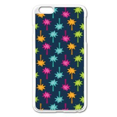 Funny Palm Tree Pattern Apple Iphone 6 Plus/6s Plus Enamel White Case by tarastyle