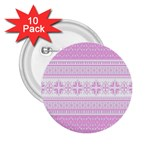 Pattern 2.25  Buttons (10 pack)  Front