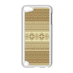 Pattern Apple Ipod Touch 5 Case (white) by Valentinaart
