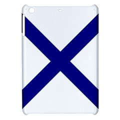 Saint Andrew s Cross Apple Ipad Mini Hardshell Case by abbeyz71