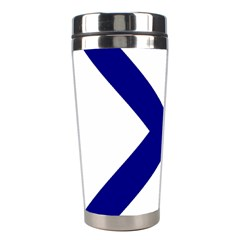 Saint Andrew s Cross Stainless Steel Travel Tumblers by abbeyz71