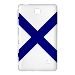 Saint Andrew s Cross Samsung Galaxy Tab 4 (7 ) Hardshell Case  by abbeyz71