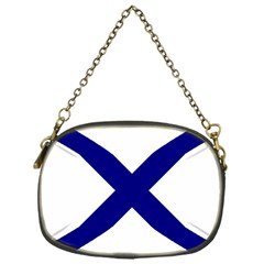Saint Andrew s Cross Chain Purses (one Side)  by abbeyz71