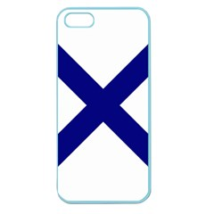 Saint Andrew s Cross Apple Seamless Iphone 5 Case (color) by abbeyz71