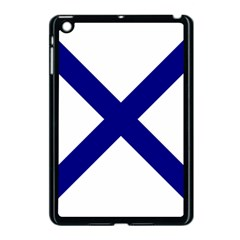 Saint Andrew s Cross Apple Ipad Mini Case (black) by abbeyz71