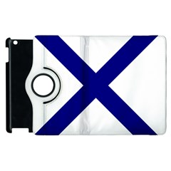 Saint Andrew s Cross Apple Ipad 3/4 Flip 360 Case by abbeyz71