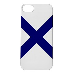 Saint Andrew s Cross Apple Iphone 5s/ Se Hardshell Case by abbeyz71