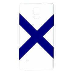 Saint Andrew s Cross Galaxy Note 4 Back Case by abbeyz71