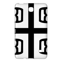 Serbian Cross Samsung Galaxy Tab 4 (8 ) Hardshell Case  by abbeyz71