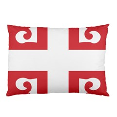 Serbian Cross  Pillow Case by abbeyz71