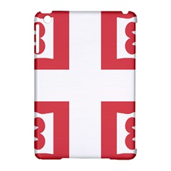 Byzantine Imperial Flag, 14th Century  Apple Ipad Mini Hardshell Case (compatible With Smart Cover) by abbeyz71