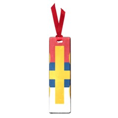 Flag Of The Serbian Orthodox Church Small Book Marks by abbeyz71