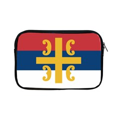 Flag Of The Serbian Orthodox Church Apple Ipad Mini Zipper Cases by abbeyz71