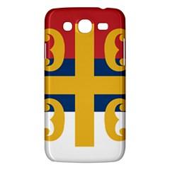 Flag Of The Serbian Orthodox Church Samsung Galaxy Mega 5 8 I9152 Hardshell Case  by abbeyz71