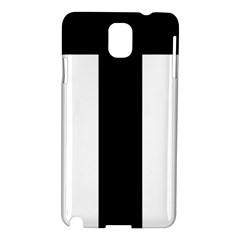 Tau Cross  Samsung Galaxy Note 3 N9005 Hardshell Case by abbeyz71