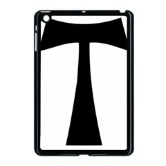 Tau Cross  Apple Ipad Mini Case (black) by abbeyz71