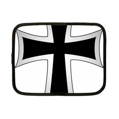 Cross Of The Teutonic Order Netbook Case (small)  by abbeyz71