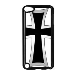 Cross Of The Teutonic Order Apple Ipod Touch 5 Case (black) by abbeyz71