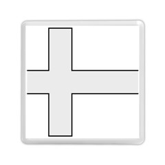 Cross Of Philip The Apostle Memory Card Reader (square)  by abbeyz71