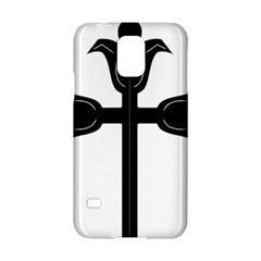 Caucasian Albanian Cross Samsung Galaxy S5 Hardshell Case  by abbeyz71