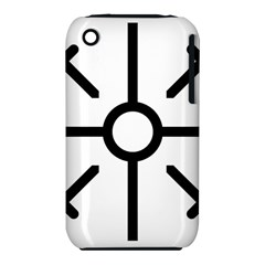Coptic Cross Iphone 3s/3gs by abbeyz71