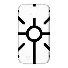 Coptic Cross Samsung Galaxy S4 Classic Hardshell Case (pc+silicone) by abbeyz71