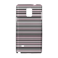 Pattern Samsung Galaxy Note 4 Hardshell Case by Valentinaart