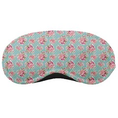 Floral Pattern Sleeping Masks by Valentinaart