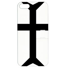 Eastern Syriac Cross Apple Iphone 5 Hardshell Case With Stand by abbeyz71