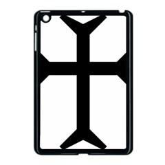 Eastern Syriac Cross Apple Ipad Mini Case (black) by abbeyz71