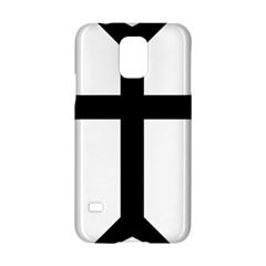 Eastern Syriac Cross Samsung Galaxy S5 Hardshell Case  by abbeyz71