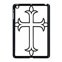 Western Syriac Cross Apple Ipad Mini Case (black) by abbeyz71