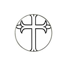 Western Syriac Cross Hat Clip Ball Marker (10 Pack) by abbeyz71
